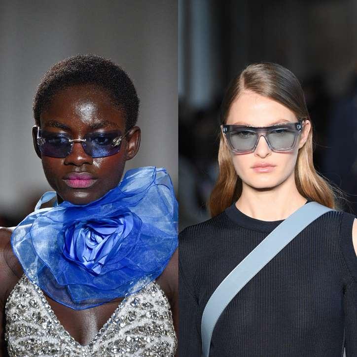 Fashionable sunglasses 2021: trends and novelties photo # 27