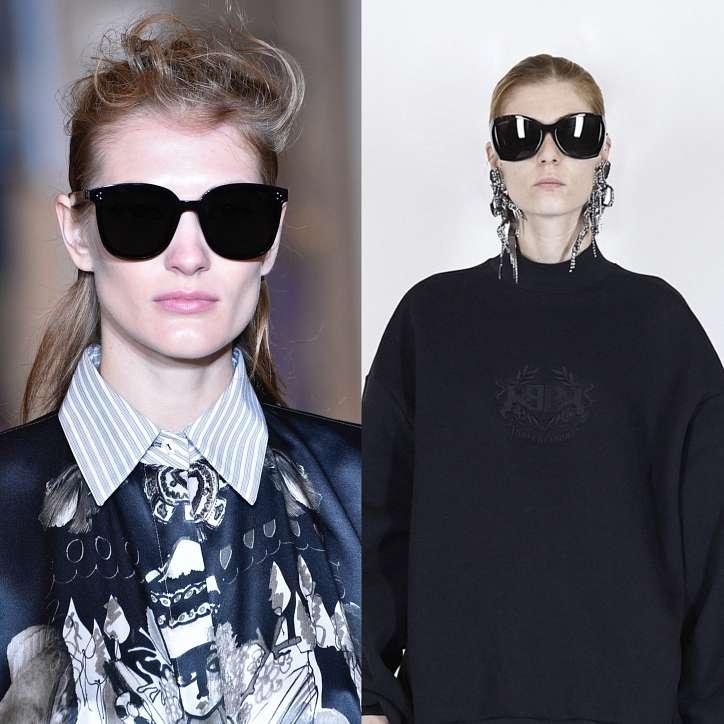 Fashionable sunglasses 2021: trends and novelties photo # 23
