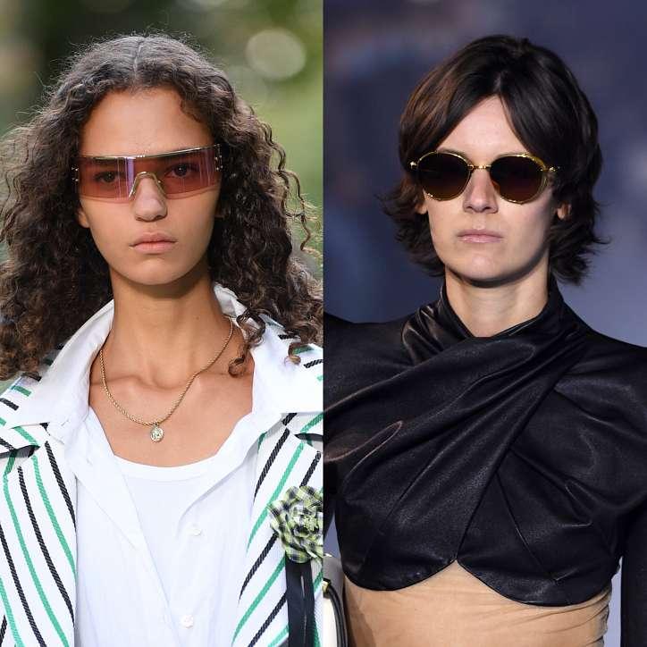 Fashionable sunglasses 2021: trends and novelties photo # 25
