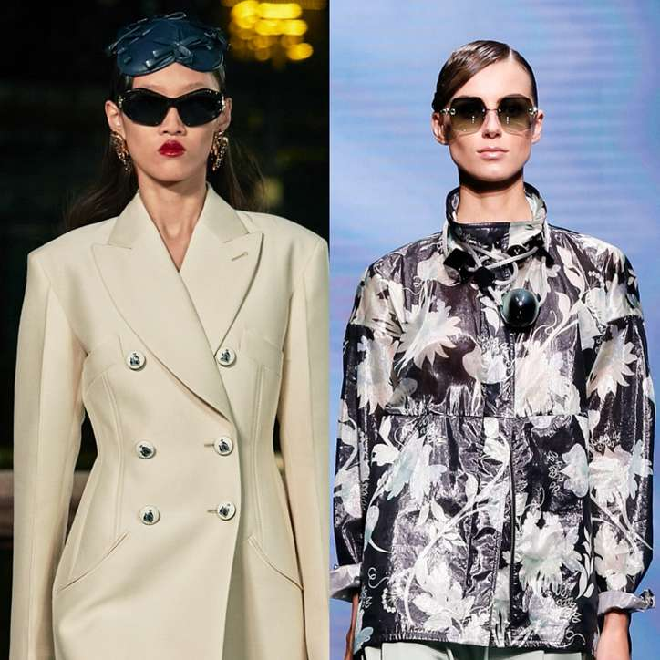 Fashionable sunglasses 2021: trends and novelties photo # 19