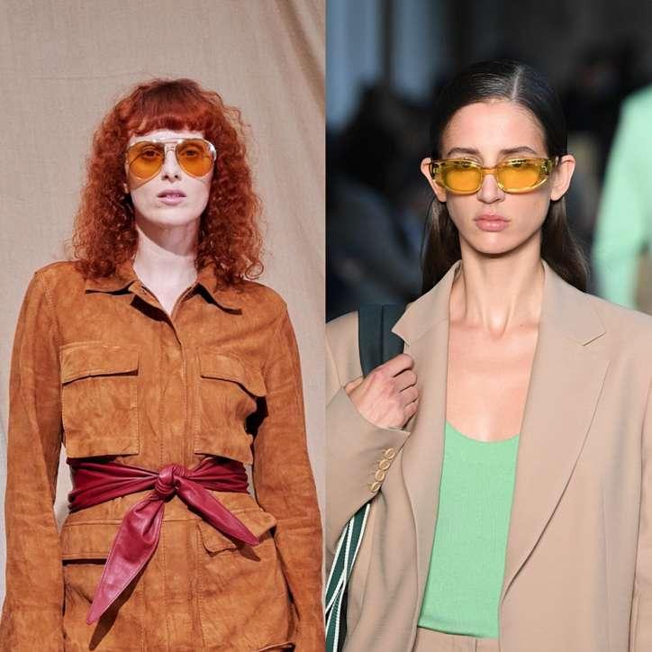 Fashionable sunglasses 2021: trends and novelties photo # 28