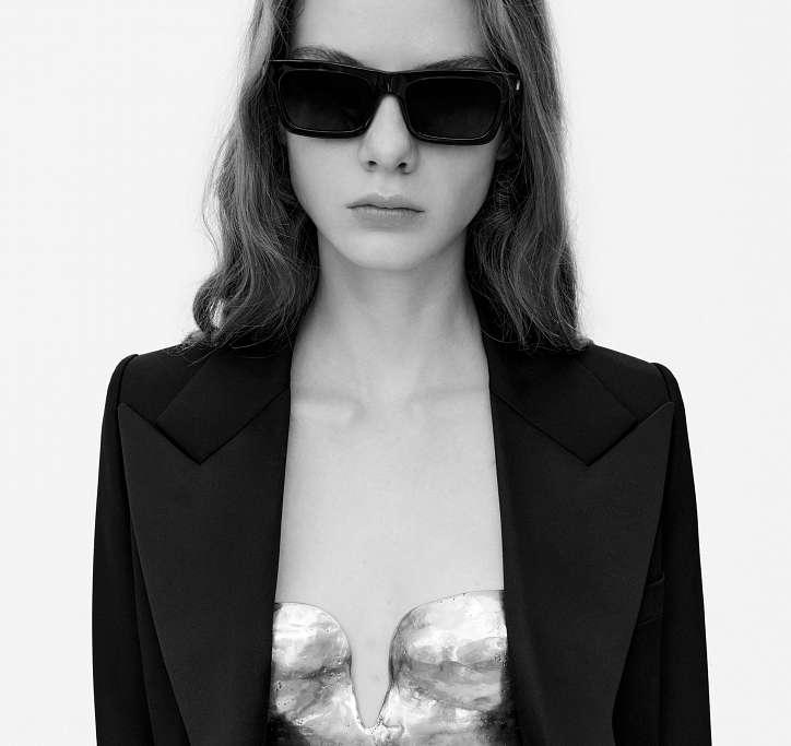 Fashionable sunglasses 2021: trends and novelties photo # 24