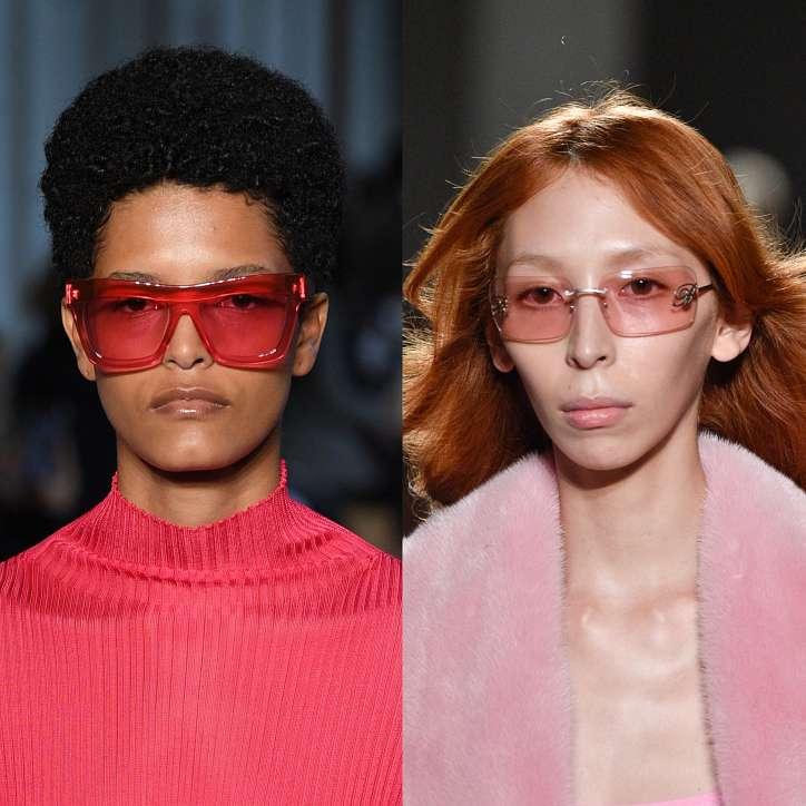 Fashionable sunglasses 2021: trends and novelties photo # 29