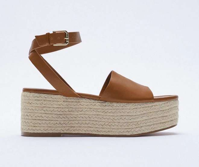 The most fashionable summer sandals: 5 main trends photo # 5