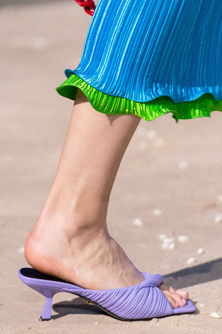 The most fashionable summer sandals: 5 main trends photo №13