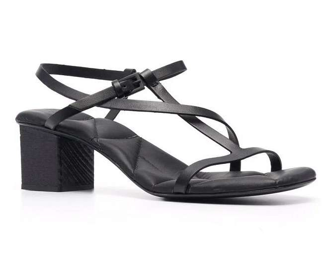 The most fashionable summer sandals: 5 main trends photo # 15
