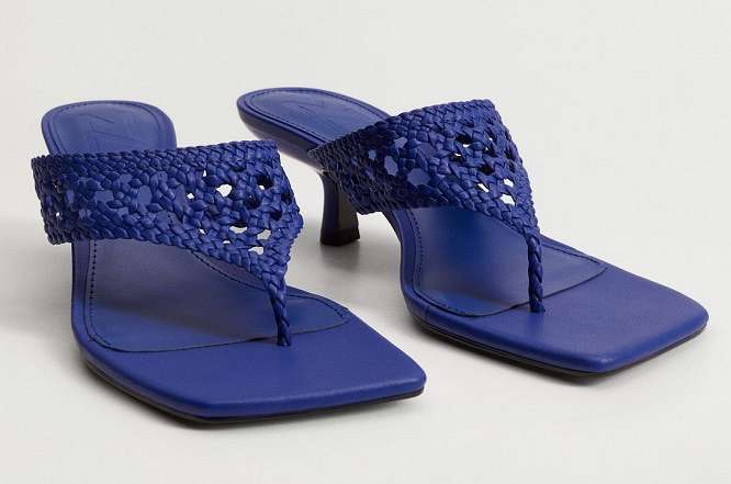The most fashionable summer sandals: 5 main trends photo # 25
