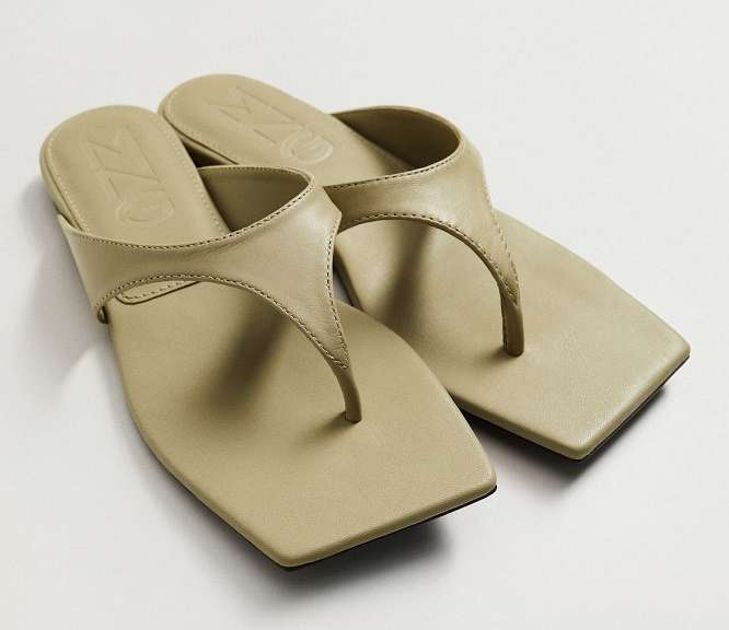 The most fashionable summer sandals: 5 main trends photo # 27