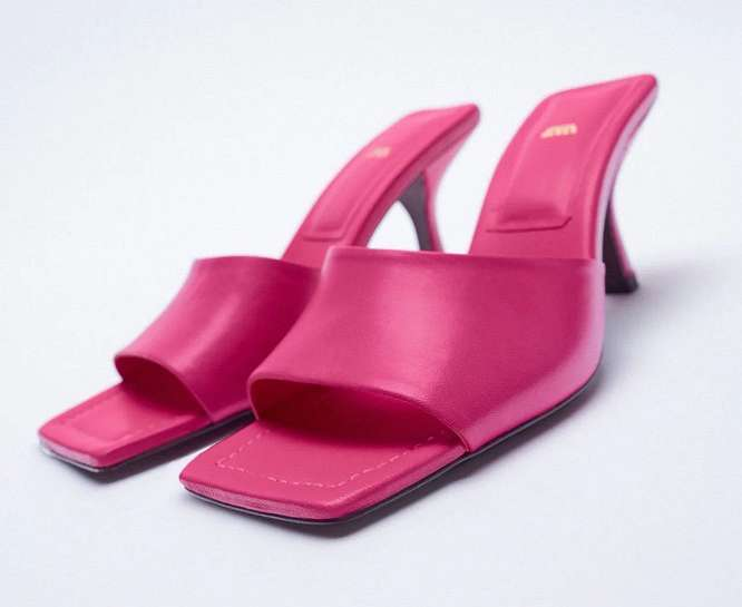 The most fashionable summer sandals: 5 main trends photo # 33