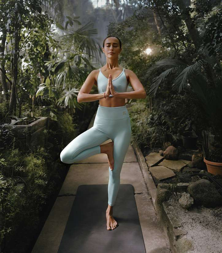 PUMA Exhale Yoga: ecological collection from sports brand photo # 2