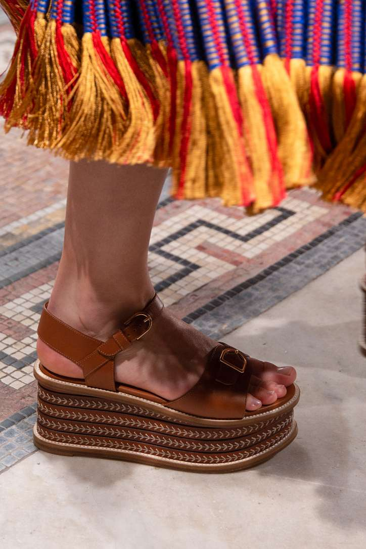 The most fashionable summer sandals: 5 main trends photo # 1