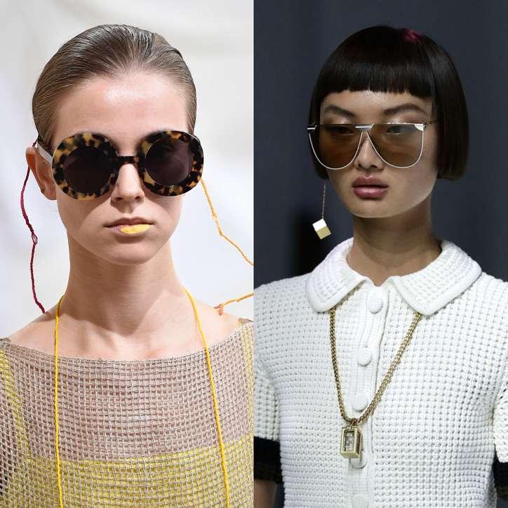 Fashionable sunglasses 2021: trends and novelties photo # 1