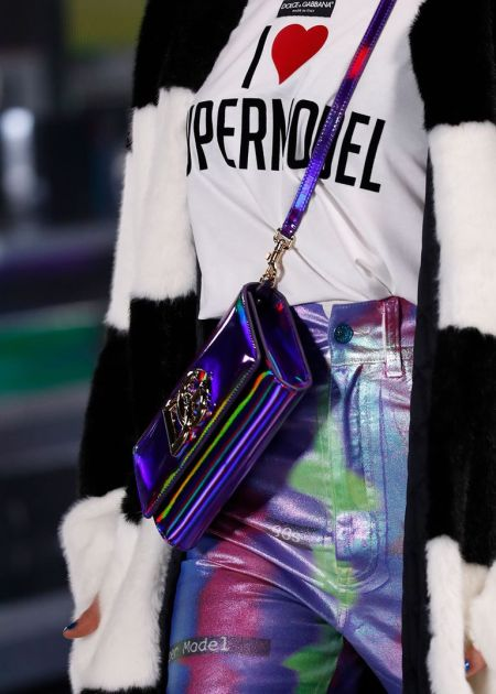 Fashion handbags fall 2021 - shining models