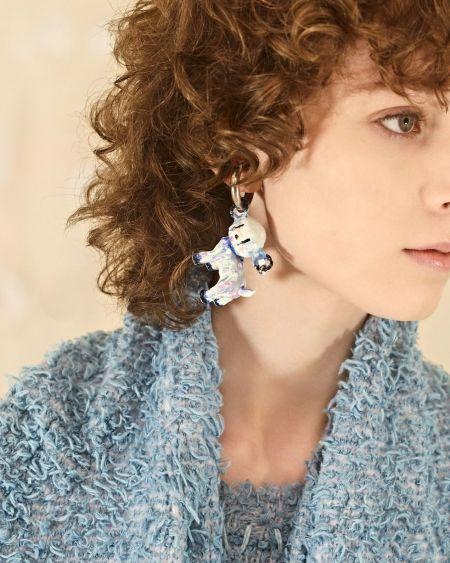 Animal earring