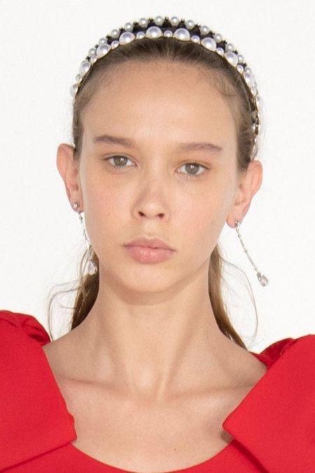 Pearl Headband - Fall 2021 Fashion Accessories