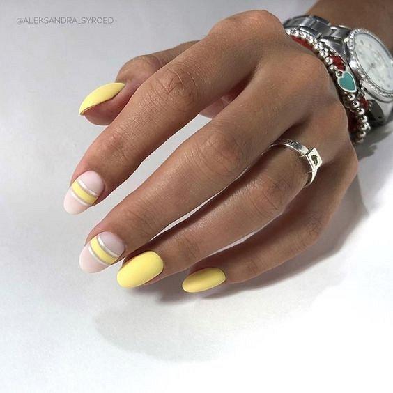50 ideas of fashionable summer manicure photo # 5