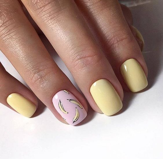 50 ideas of fashionable summer manicure photo # 47