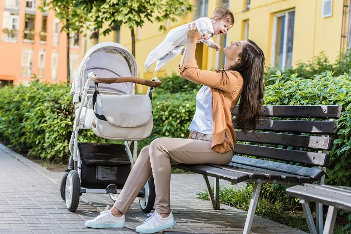 Strollers for mom with taste: what to choose?  photo # 3