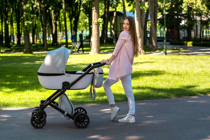 Strollers for mom with taste: what to choose?  photo # 2