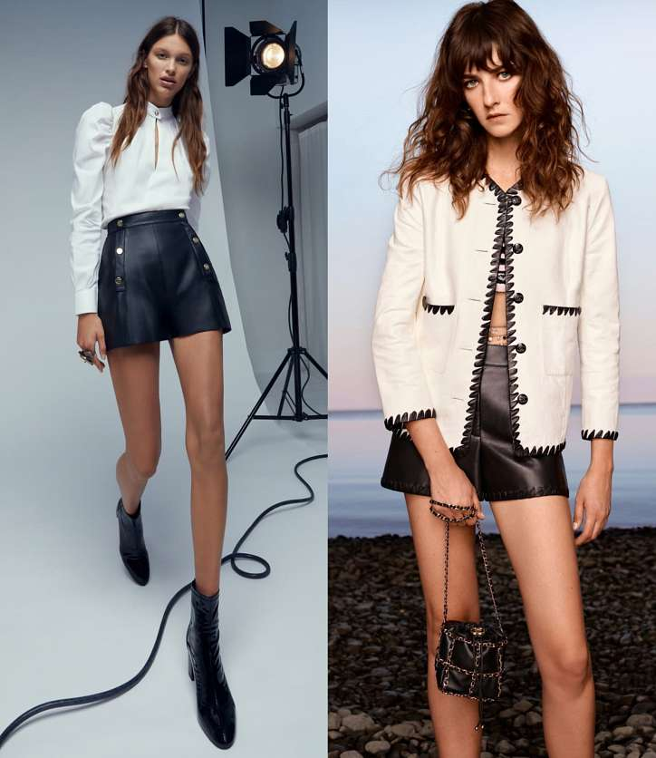 Fashionable shorts 2021: news and trends photo # 18