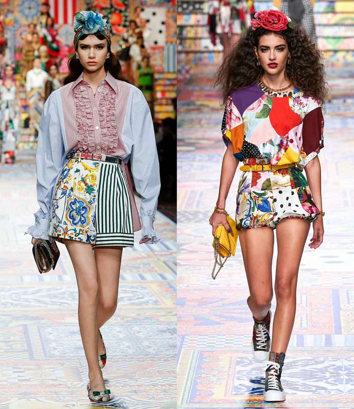 Fashionable shorts 2021: news and trends photo # 19