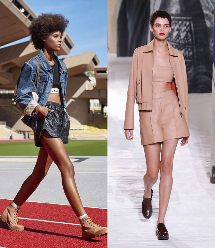 Fashionable shorts 2021: news and trends photo # 16
