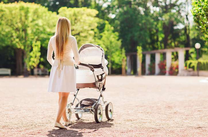 Strollers for mom with taste: what to choose?  photo # 1