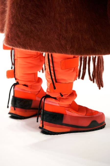 Kenzo Fall Winter 2021 Collection Orange Moon Rovers