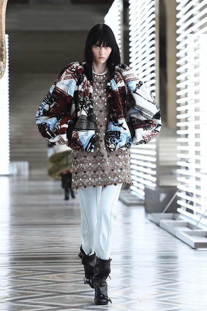 Louis Vuitton collection fall-winter 2021-2022 photo # 4