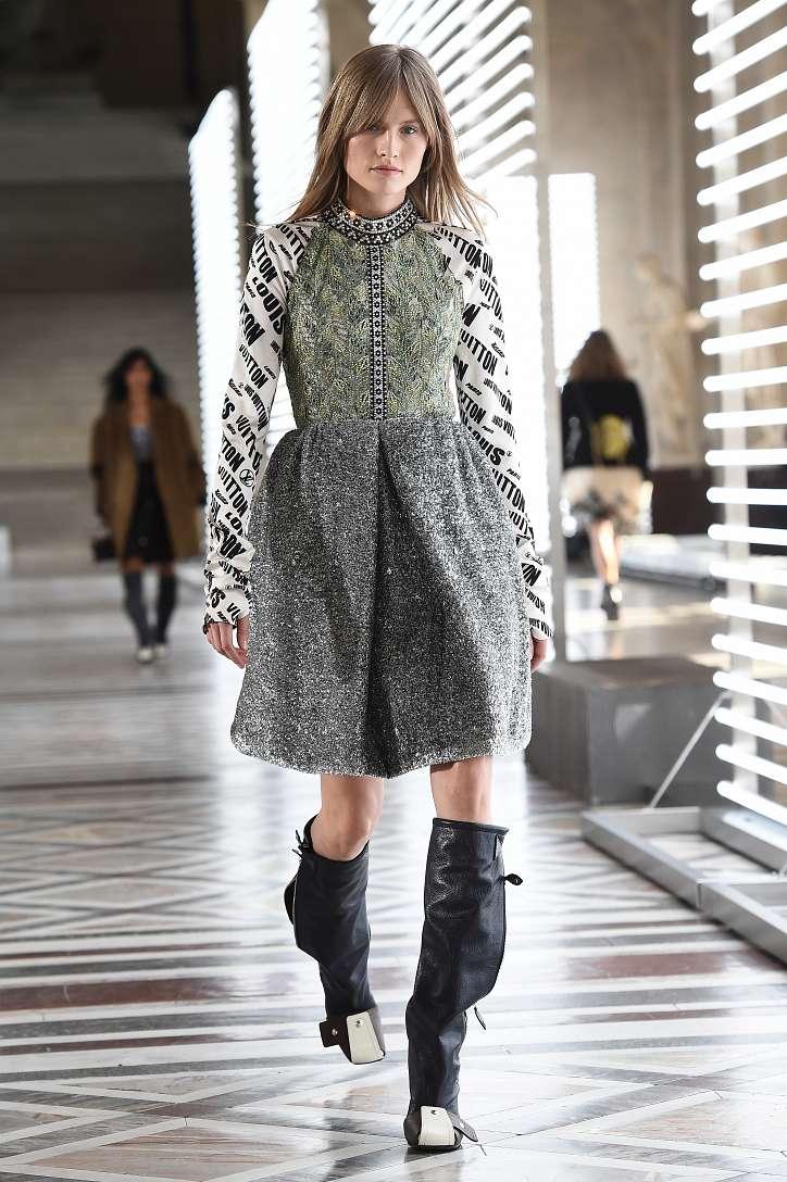 Louis Vuitton collection fall-winter 2021-2022 photo # 8