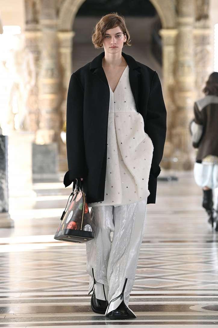 Louis Vuitton collection fall-winter 2021-2022 photo # 5
