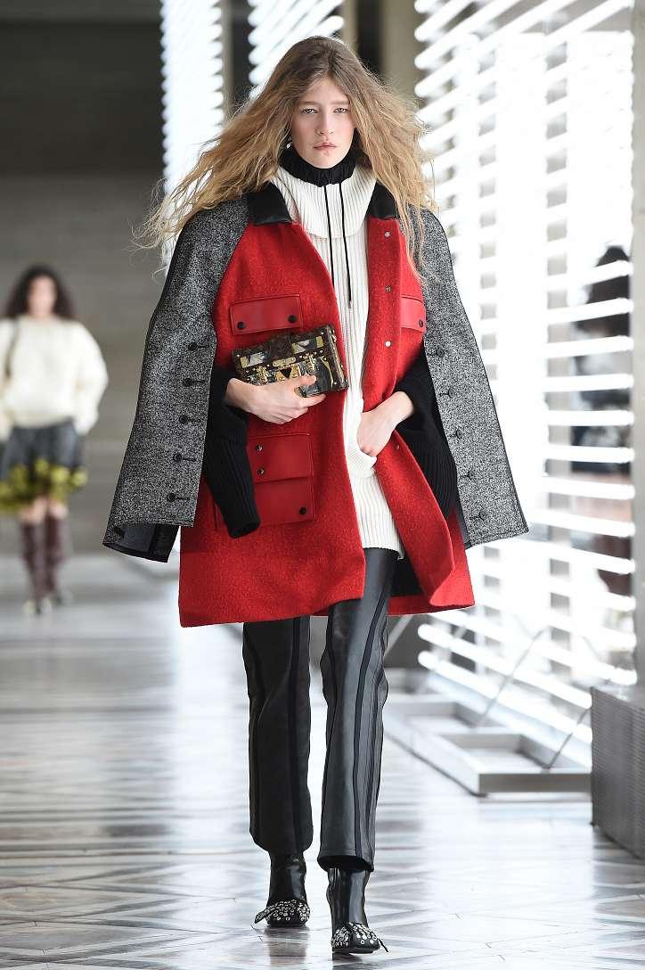 Louis Vuitton collection fall-winter 2021-2022 photo # 10