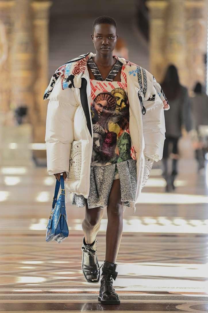 Louis Vuitton collection fall-winter 2021-2022 photo # 11