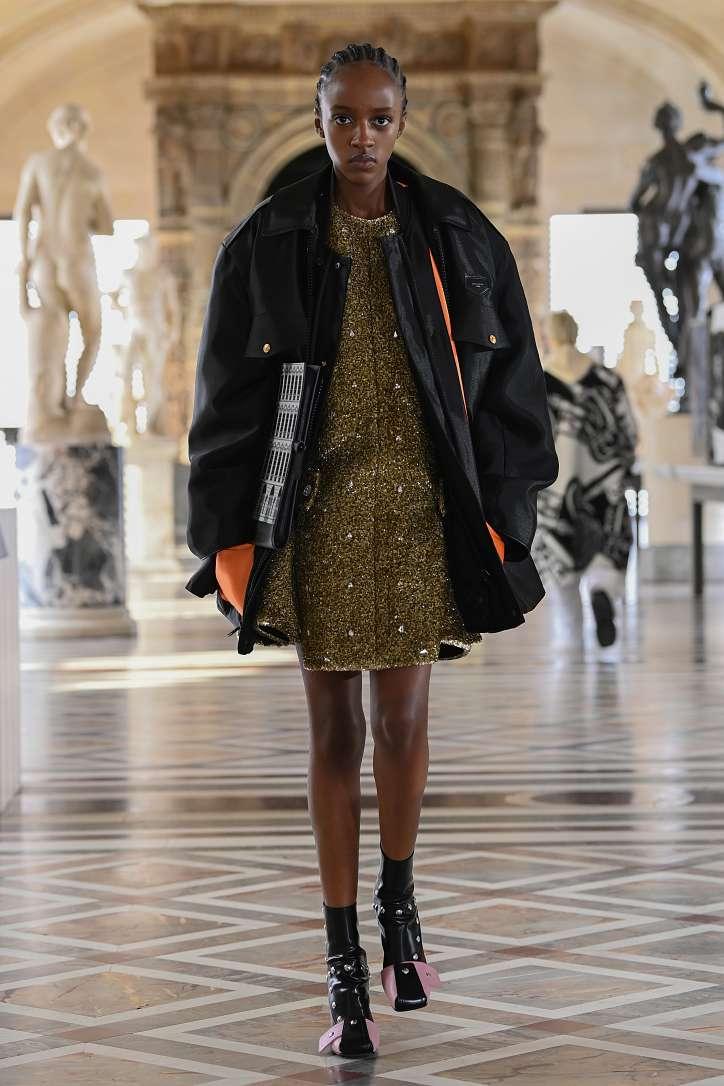 Louis Vuitton collection fall-winter 2021-2022 photo # 15