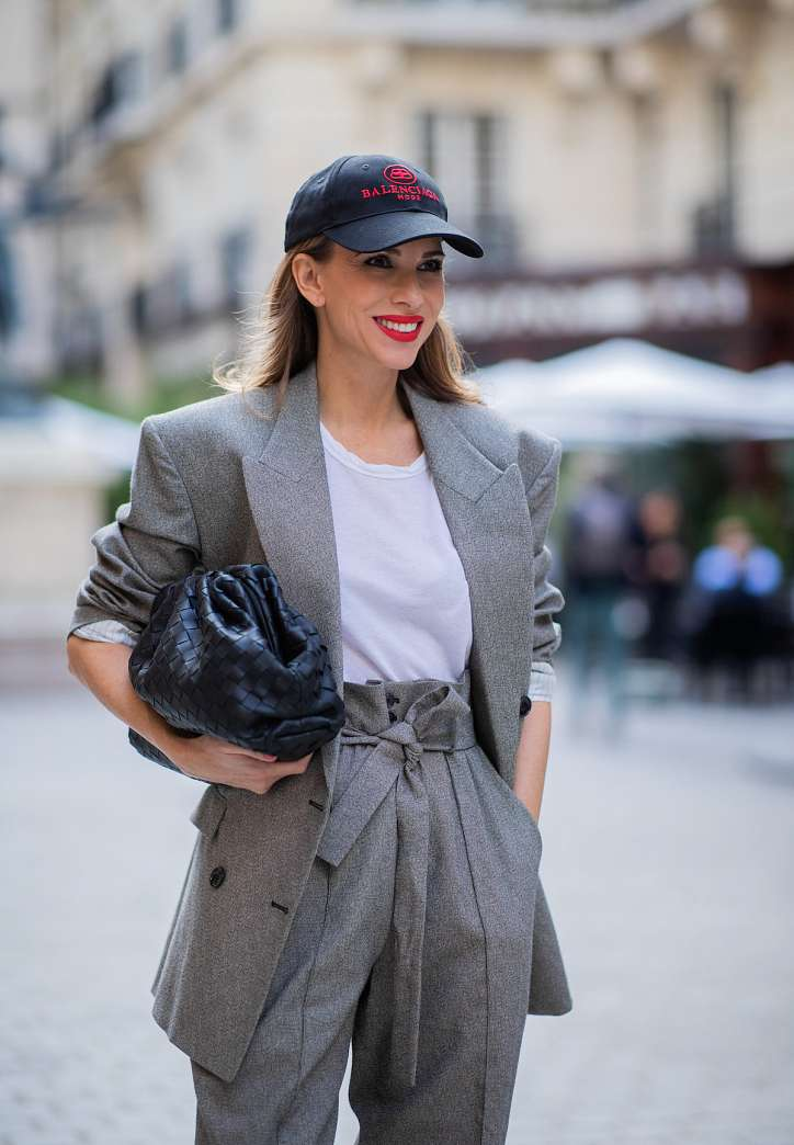 Sport-chic style: ideas of fashionable images photo # 9