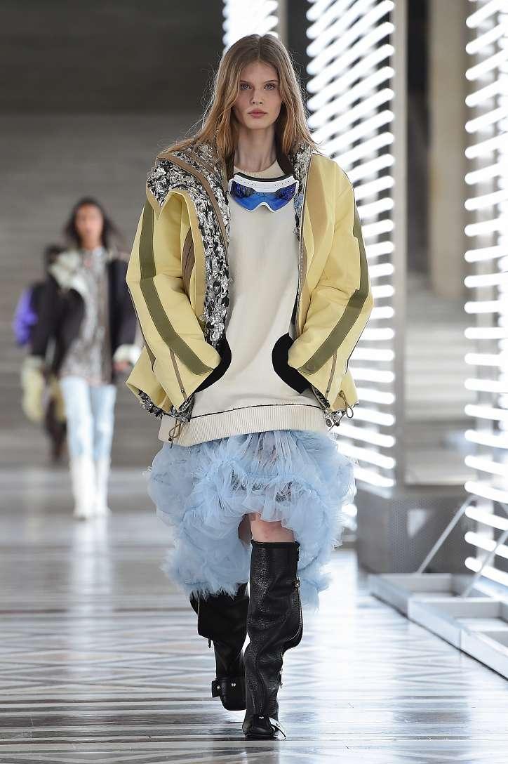Louis Vuitton collection fall-winter 2021-2022 photo # 1