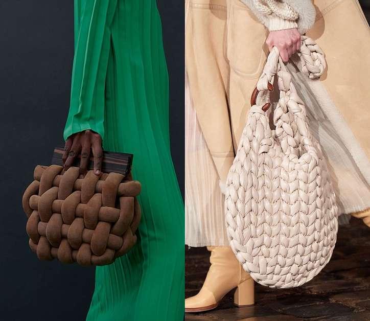 Fashionable bags fall-winter 2021-2022 photo №7