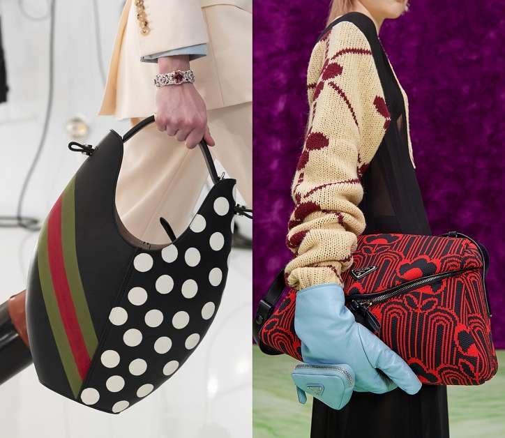 Fashionable bags autumn-winter 2021-2022 photo # 15