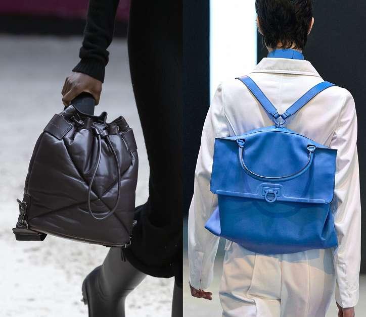 Fashionable bags autumn-winter 2021-2022 photo # 12