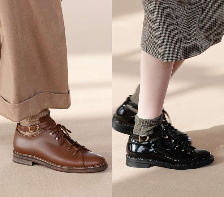 Fashionable footwear autumn-winter 2021-2022 photo # 18