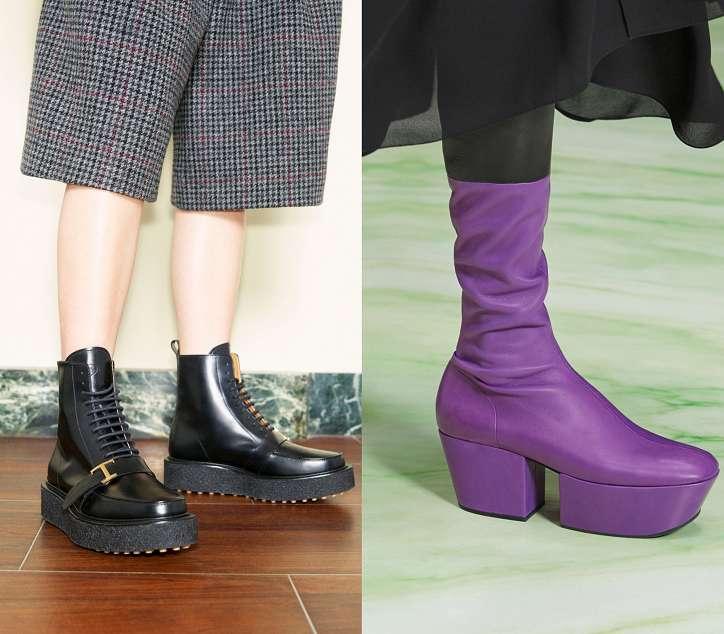 Fashionable footwear autumn-winter 2021-2022 photo # 12