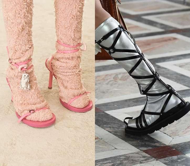 Fashionable footwear autumn-winter 2021-2022 photo # 8