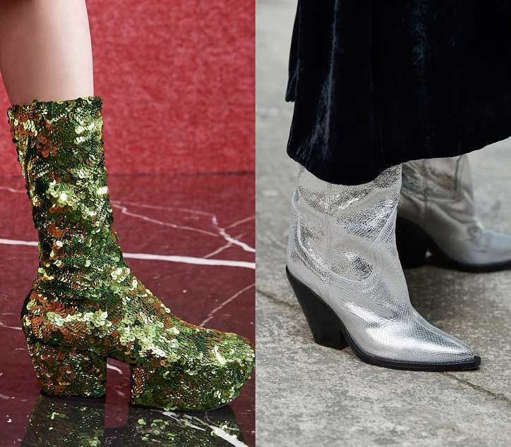 Fashionable footwear autumn-winter 2021-2022 photo №14