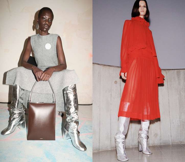 Fashionable footwear autumn-winter 2021-2022 photo # 15