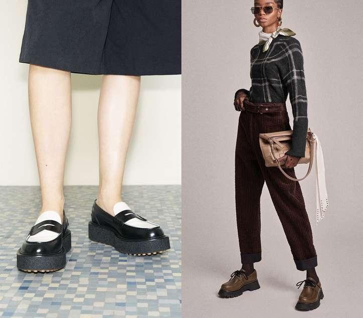 Fashionable footwear autumn-winter 2021-2022 photo # 17