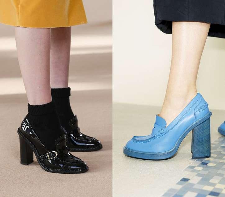 Fashionable footwear autumn-winter 2021-2022 photo # 19