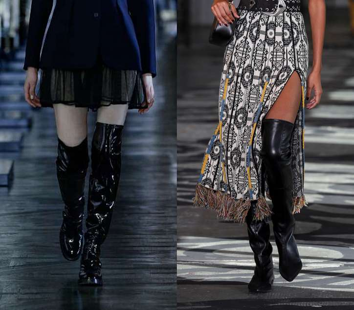 Fashionable footwear fall-winter 2021-2022 photo # 23