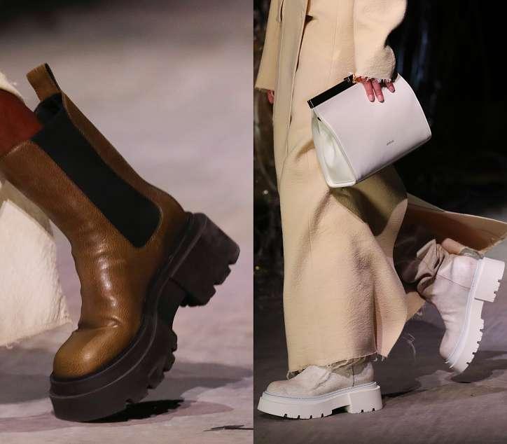 Fashionable footwear autumn-winter 2021-2022 photo # 20