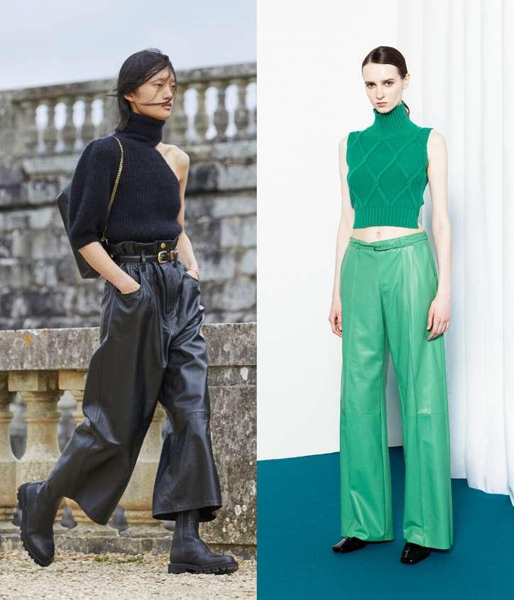 Fashionable trousers fall-winter 2021-2022 photo # 2