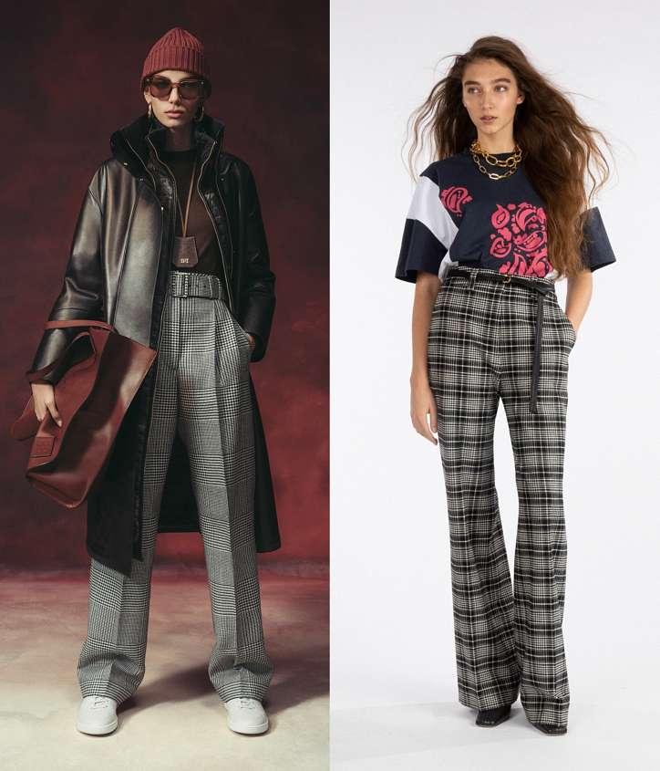 Fashionable trousers fall-winter 2021-2022 photo №9